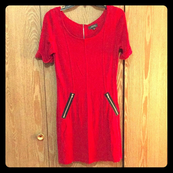 629302601690 Tahari Dresses | Soft Knit Minidress Tunic | Poshmark